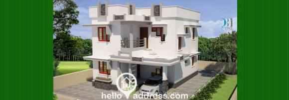 Residential House/Villa for Sale in Ernakulam, Kalammassery, Changampuzha Nagar