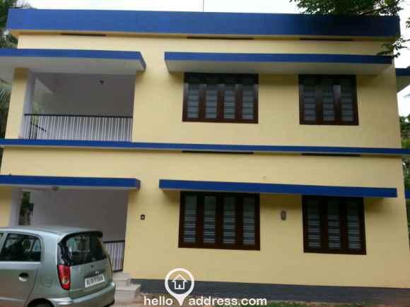 Residential House/Villa for Rent in Trivandrum, Kazhakoottam, Pallipuram