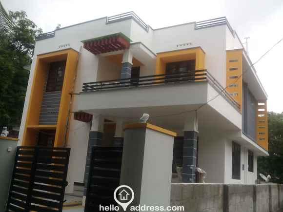 Residential House/Villa for Sale in Trivandrum, Thiruvananthapuram, Vellayani