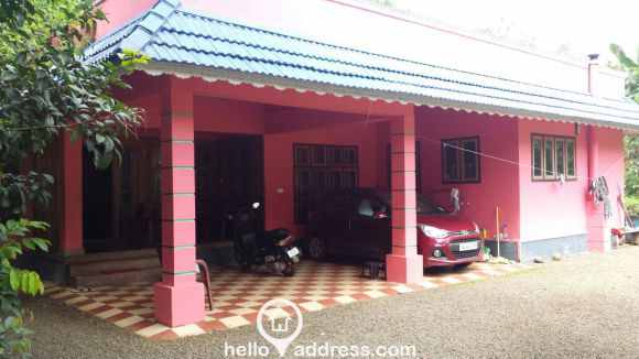 Residential House/Villa for Sale in Kottayam, Kanjirapally, Koovappally