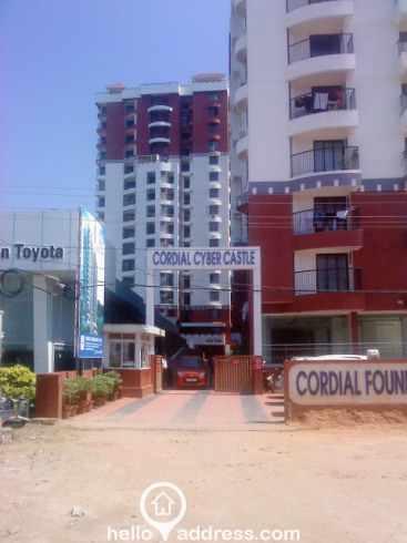 Residential Apartment for Sale in Trivandrum, Thiruvananthapuram, Technopark