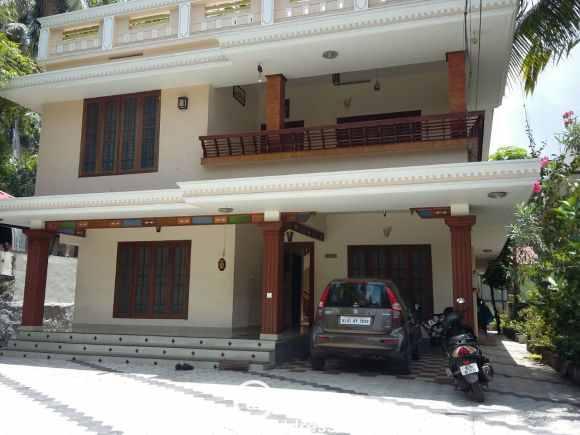 Residential House/Villa for Sale in Trivandrum, Thiruvananthapuram, Vettamukku