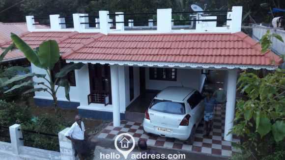 Residential House/Villa for Sale in Kottayam, Kanjirapally, Vazhoor