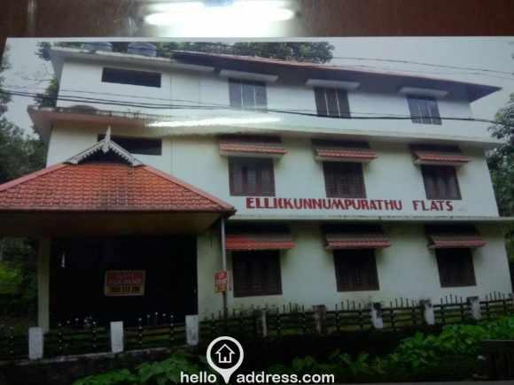 Residential Apartment for Sale in Idukki, Thodupuzha, Thodupuzha town