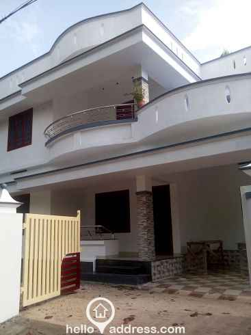 Residential House/Villa for Sale in Kottayam, Changanassery, Paippad