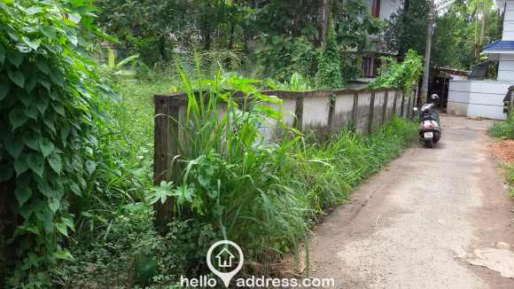 Residential Land for Sale in Ernakulam, Thripunithura, Eroor