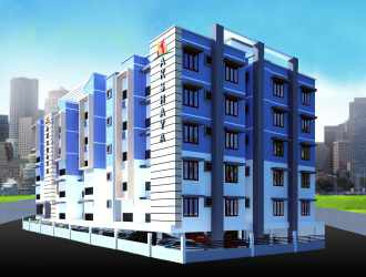 Residential Apartment for Sale in Trivandrum, Thiruvananthapuram, Vazhuthacaud, Pallipuram