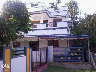Residential House/Villa for Sale in Ernakulam, Aluva, Mannam