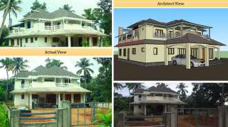 Residential House/Villa for Sale in Ernakulam, Muvattupuzha, Valakam
