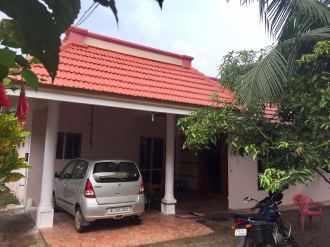 Residential House/Villa for Sale in Kottayam, Changanassery, Kurishumoodu
