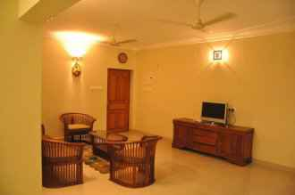 Residential Apartment for Rent in Ernakulam, Ernakulam town, Marine drive, Shanmugham Road