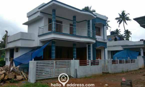 Residential House/Villa for Sale in Thrissur, Thrissur, Ollur