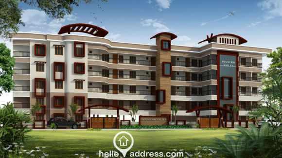 Residential Apartment for Sale in Ernakulam, Kakkanad, Pukkattupady