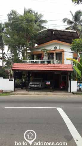Residential House/Villa for Sale in Thrissur, Thrissur, Paravathani
