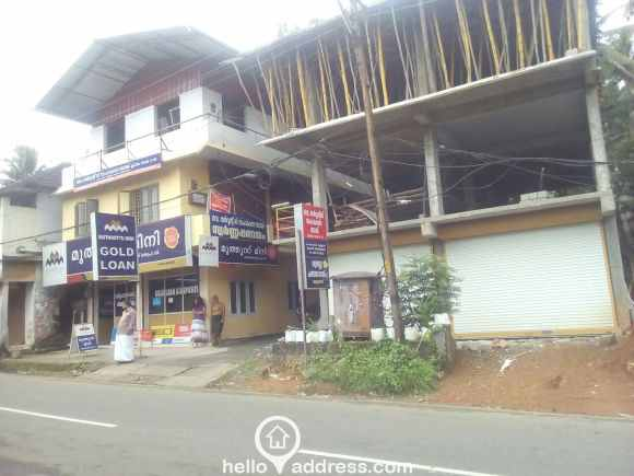 Commercial Building for Rent in Pathanamthitta, Kozhencherry, Thekkemala