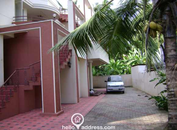 Residential Apartment for Rent in Trivandrum, Thycaud, Thycaud
