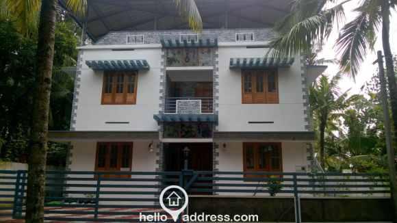 Residential House/Villa for Sale in Trivandrum, Thiruvananthapuram, Ulloor