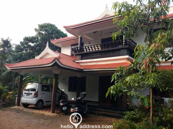 Residential House/Villa for Sale in Thrissur, Thrissur, Venginissery