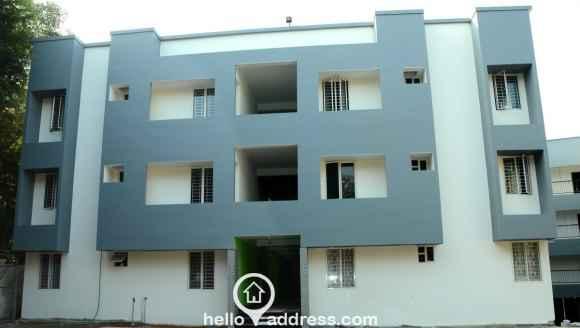 Residential Apartment for Sale in Trivandrum, Thiruvananthapuram, Pappanamcode