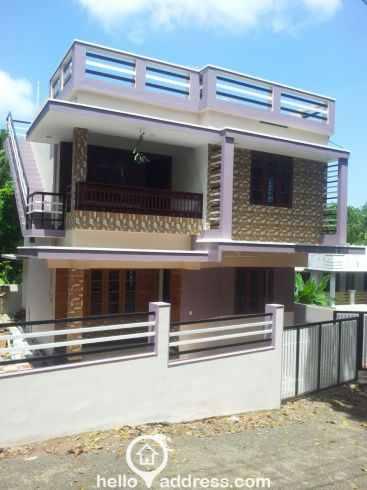 Residential House/Villa for Sale in Trivandrum, Thiruvananthapuram, Sreekaryam