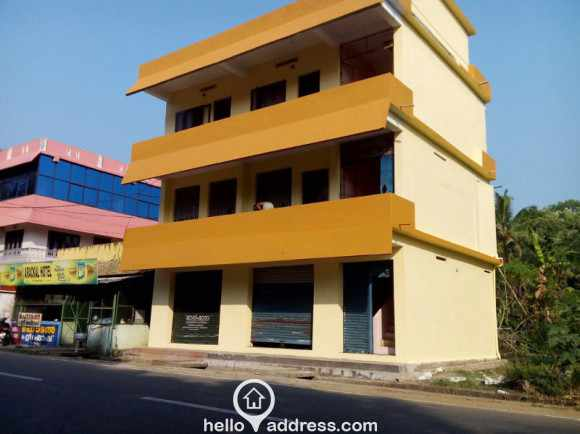 Commercial Building for Sale in Pathanamthitta, Omalloor, Omalloor