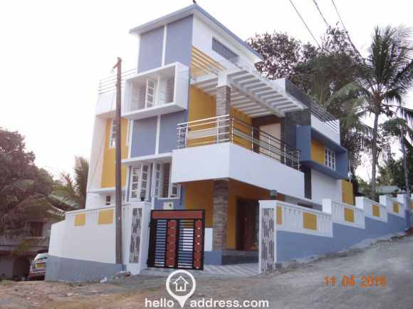 Residential House/Villa for Sale in Ernakulam, Kakkanad, Kangarapady