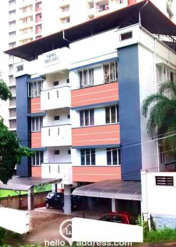 Residential Apartment for Sale in Ernakulam, Kakkanad, Chithettukara