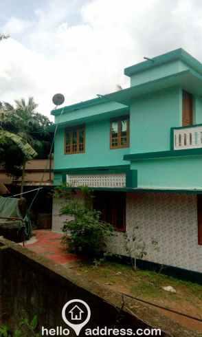 Residential House/Villa for Sale in Palakad, Cherpulassery, Sreekrishnapuram