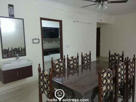 Residential Apartment for Rent in Ernakulam, Ernakulam town, Marine drive
