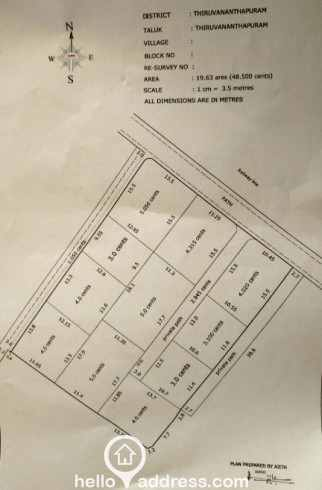 Residential Land for Sale in Trivandrum, Kazhakoottam, Kazhakkoottam
