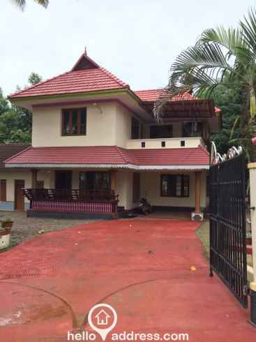 Residential House/Villa for Sale in Alleppey, Kuttanad, Muttar