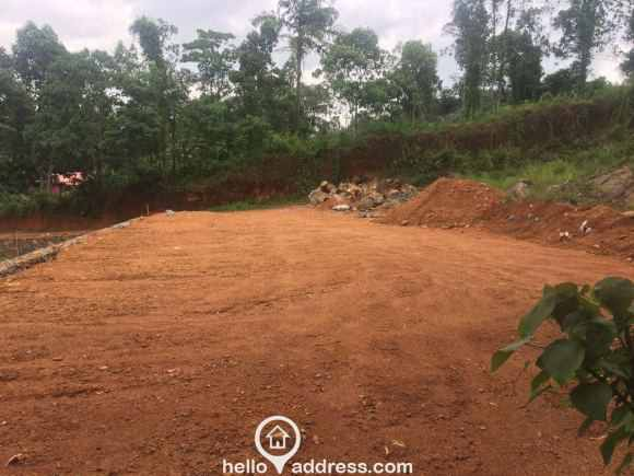 Residential Land for Sale in Kottayam, Pampady, 10th mile