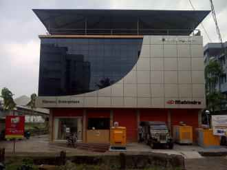 Commercial Building for Sale in Ernakulam, Ernakulam town, Kaloor