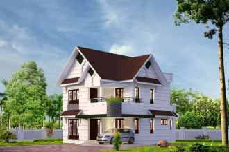 Residential House/Villa for Sale in Kottayam, Kottayam, Parampuzha