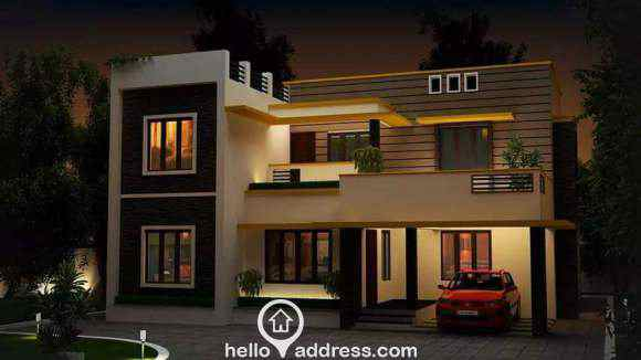 Residential House/Villa for Sale in Thrissur, Chalakudy, Vettilappara