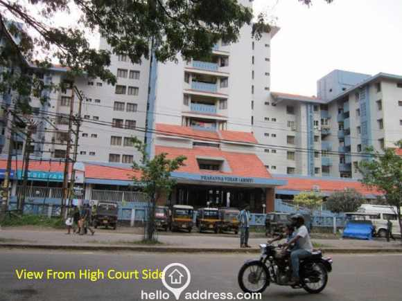Residential Apartment for Sale in Ernakulam, Ernakulam town, Marine drive