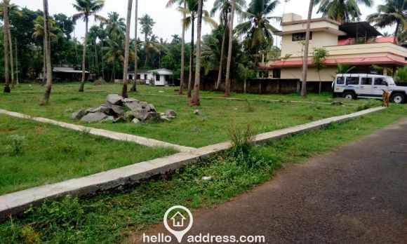 Residential Land for Sale in Ernakulam, Paravur, North Paravur