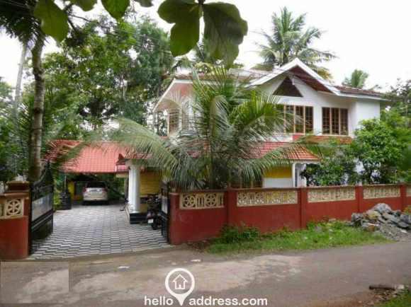 Residential House/Villa for Sale in Kottayam, Kottayam, Panachikkad