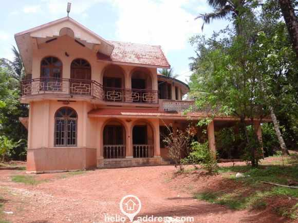 Residential House/Villa for Sale in Kollam, Anchal, Channapetta