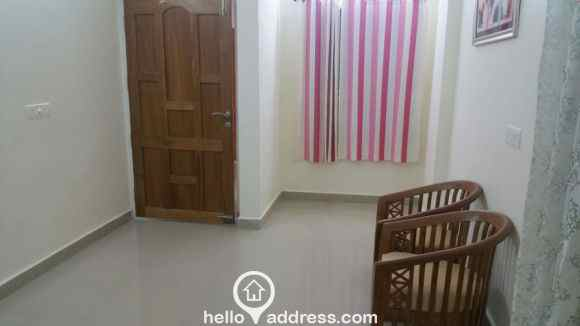 Residential Apartment for Rent in Kottayam, Kottayam, Eerayil Kadavu
