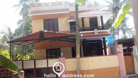 Residential House/Villa for Sale in Trivandrum, Thiruvananthapuram, Pappanamcode