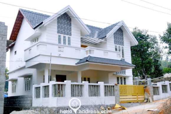 Residential House/Villa for Sale in Kottayam, Changanassery, Kurichy