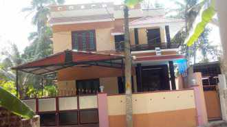Residential House/Villa for Sale in Trivandrum, Thiruvananthapuram, Pappanamcode, viswambharan road