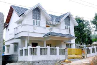 Residential House/Villa for Sale in Kottayam, Changanassery, Kurichy
