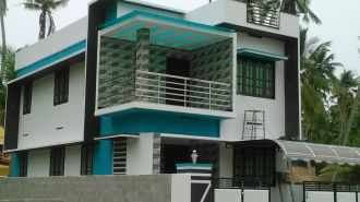 Residential House/Villa for Sale in Kottayam, Ettumanoor, Ettumanoor, Town