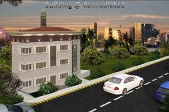 Commercial Land for Sale in Ernakulam, Vyttila, Vyttila-thaikudam church, Forum mall
