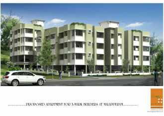Residential Apartment for Sale in Malappuram, Malappuram, Malappuram, Diamond Hills