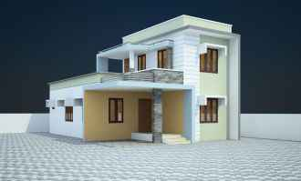 Residential House/Villa for Sale in Alleppey, Cherthala, Pattanakkad, Police Station