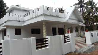 Residential House/Villa for Sale in Thrissur, Chalakudy, Meloor