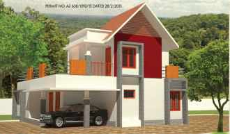 Residential House/Villa for Sale in Kottayam, Kottayam, Kalathipady